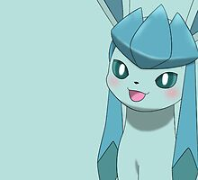 "Glaceon "" Without Name "" by Winick-lim"