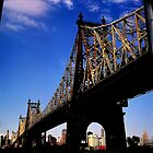 Queensboro Bridge by micpowell