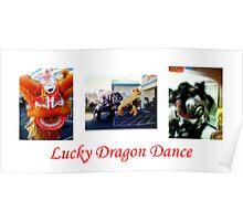 Lucky Dragon Dance Poster
