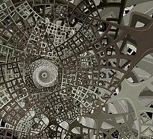 Inner Framework by Ross Hilbert