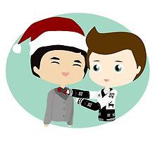 Holiday Roommates by kikikurt