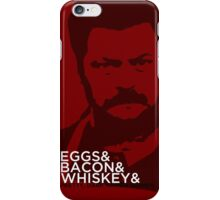 Swanson And iPhone Case/Skin