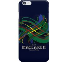 MacLaren Tartan Twist iPhone Case/Skin