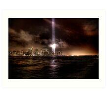 911 Waterfront Art Print