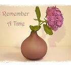 I Remember a Time by margo