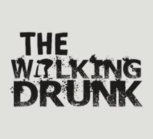 The Walking Drunk logo by HyperDerpz