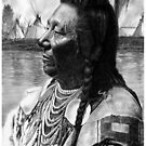 """CHIEF PLENTY COUPS"" by Denny Karchner"