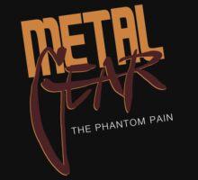 Metal Gear 80's Graphic by JoPru