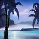 Lunar Bay by ShaneMartin