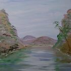 The Gorge by Debra Lohrere
