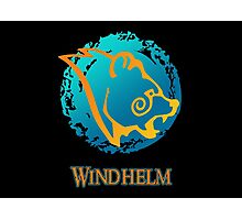 City Seal of Windhelm - The Elder Scrolls Photographic Print