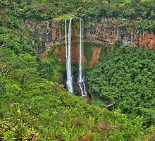 Mauritius Waterfalls by Kirk  Hille