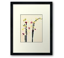 Queen of Flowers II Framed Print