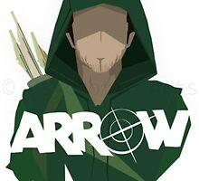 Arrow by Mathijsv