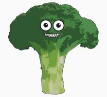 Happy broccoli by spectralstories