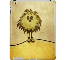 Bored Little Bird iPad Case/Skin