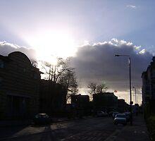 Evening traffic by James  Dedman