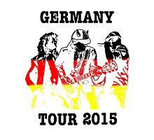 ACDC TOUR GERMANY  Photographic Print