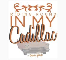 Riding round in my Cadillac by GenesisDesigns