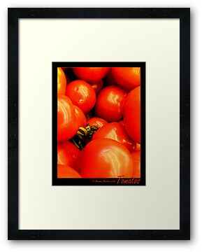 Tomatos by Rowan  Lewgalon