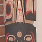 Totem Pole / Talking Stick by jkarlin