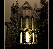 Whitby Abbey by Rowan  Lewgalon