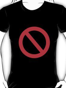 No Go T-Shirt