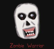 Zombie Head  by Rajee