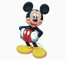Mickey Mouse by csturges