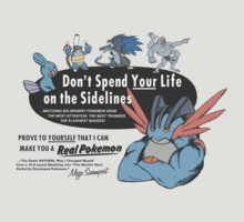 Pokemon Mega Swampert - Get Buff Advert by Kaiserin