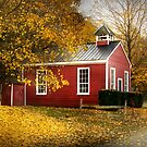The old school house by Mike  Savad