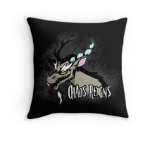My Little Pony Discord - Chaos Reigns Throw Pillow