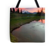 Embers in the Clouds Tote Bag