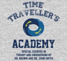 Time Traveller's Academy by silentrebel