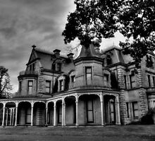 Lockwood-Mathews Mansion by milkman