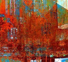 ROSS AVENUE by Paul Quixote Alleyne