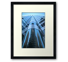 Infinite Reflections Framed Print