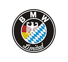 BMW limited Photographic Print