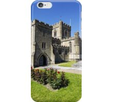 Edington Priory Church, Wiltshire, UK iPhone Case/Skin