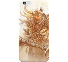 I Will Not Be Denied... iPhone Case/Skin