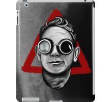 Depeche Mode : Goggles Martin Lee Gore & 2013's Delta  iPad Case/Skin
