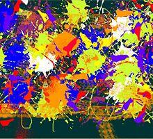 (MUD  CREEK) ERIC WHITEMAN ART  by eric  whiteman