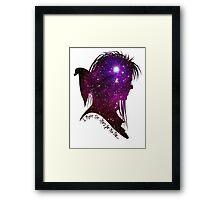 The Stars Framed Print