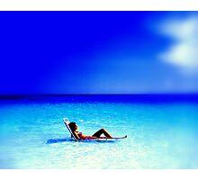 Vacation Photographic Print