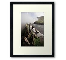 I can hardly see myself Framed Print