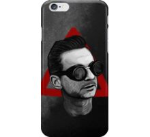 Depeche Mode : Goggles Dave Gahan & 2013's Delta  iPhone Case/Skin