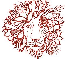 Lion_aroon by kk3lsyy