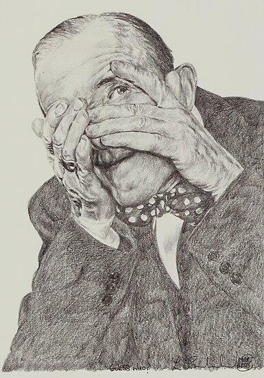 'Guess Who?' by L K Southward