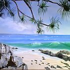 Noosa Seaside by gunnelau