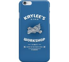 Kaylees Workshop v2 iPhone Case/Skin
